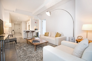 ***BRAND NEW LUXURY FURNISHED 2 BED 2 BATHS @ 101 WALL STREET ***