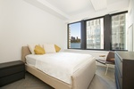 ONE MONTH FREE***BRAND NEW LUXURY FURNISHED 2 BED 2 BATHS @ 101 WALL STREET ***